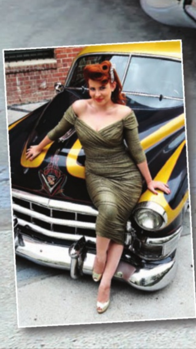 pinup and rockabilly
